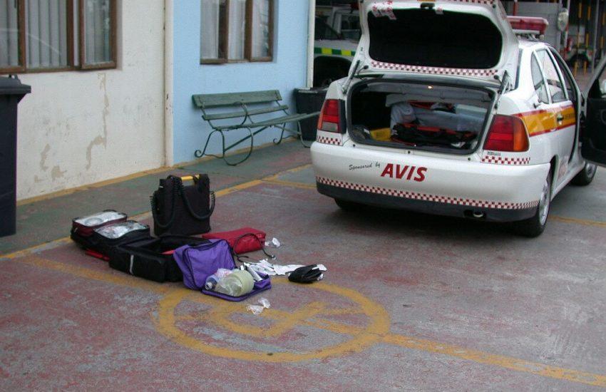 Paramedic Fahrzeug
